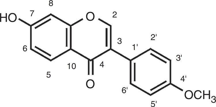 Formononetin Isoflavone formononetin from red propolis acts as a fungicide