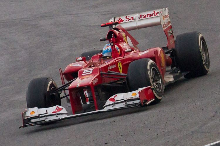 Formula One drivers from Spain