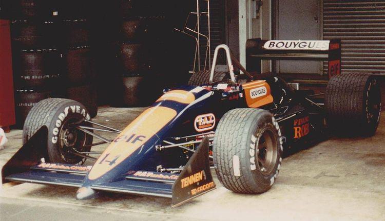 Formula One sponsorship liveries