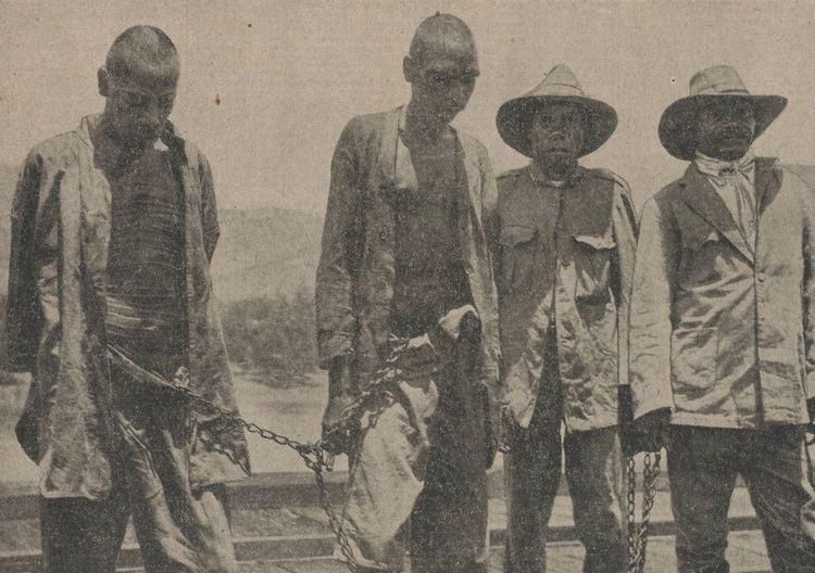 Forrest River massacre