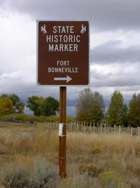 Fort Bonneville Fort Bonneville Pinedale Online News Wyoming