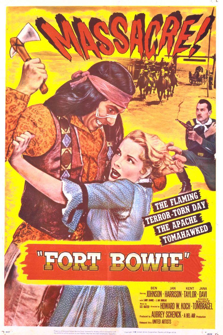 Fort Bowie (film) wwwgstaticcomtvthumbmovieposters13305p13305