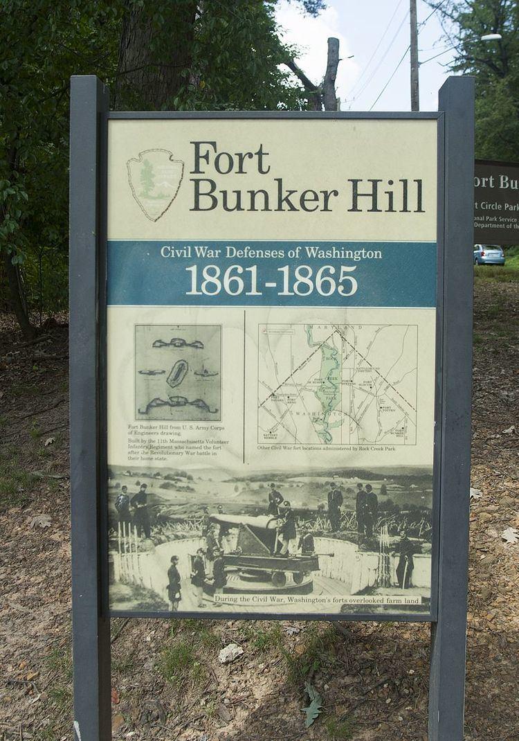 Fort Bunker Hill