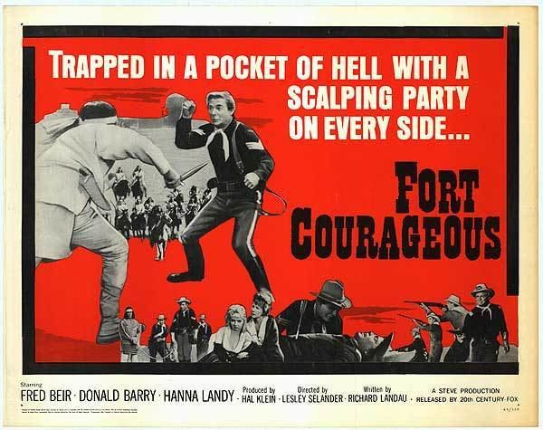 Fort Courageous Fort Courageous 1965 Filmweb