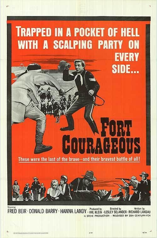 Fort Courageous Fort Courageous movie posters at movie poster warehouse moviepostercom