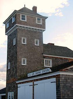 Fort Hancock U.S. Life Saving Station httpsuploadwikimediaorgwikipediacommonsthu