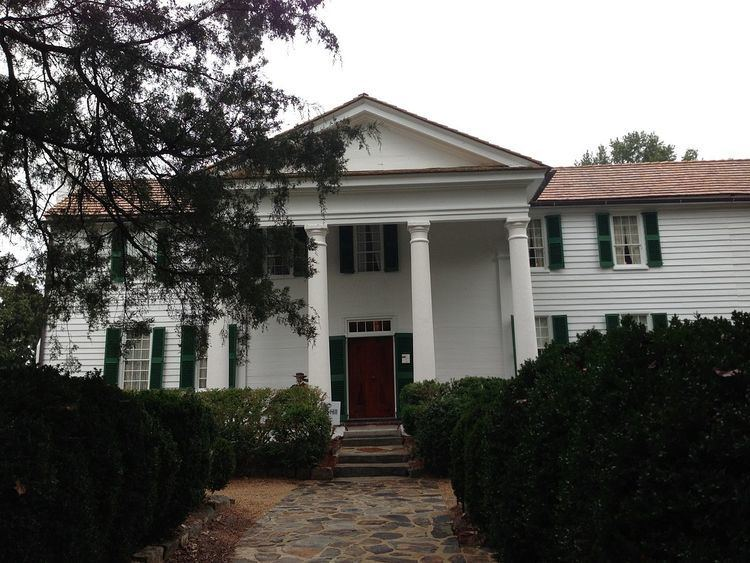 Fort Hill (Clemson, South Carolina)