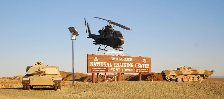 Fort Irwin National Training Center Fort Irwin PCS America
