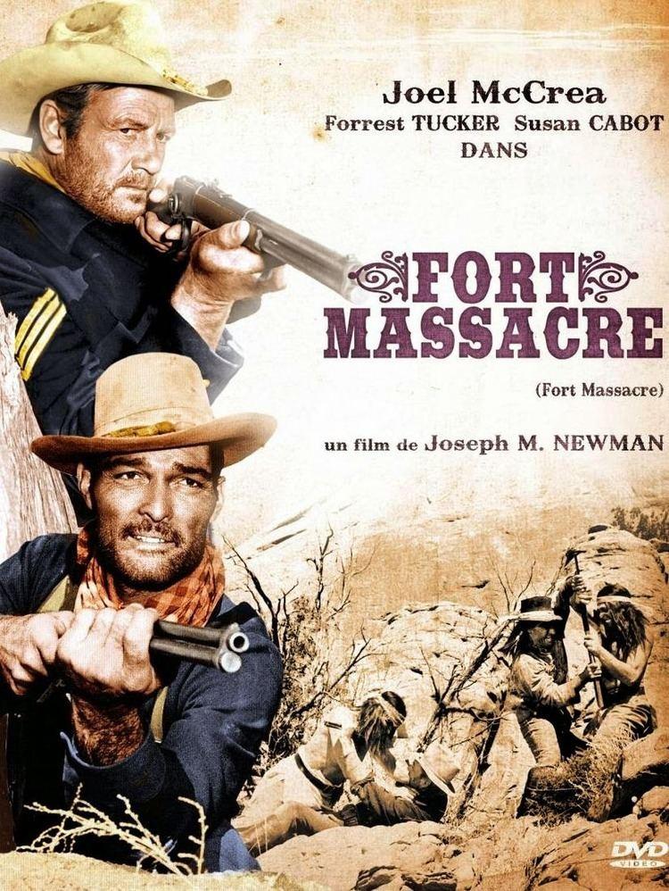 Fort Massacre Fort Massacre 1958