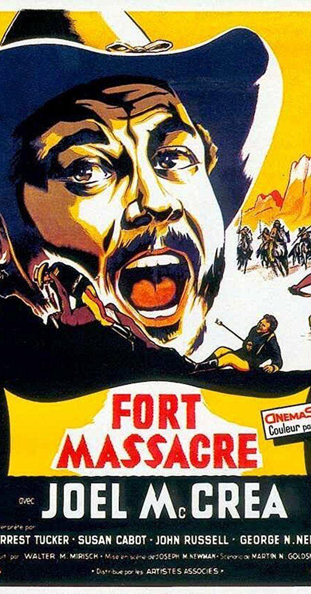 Fort Massacre Fort Massacre 1958 Photo Gallery IMDb