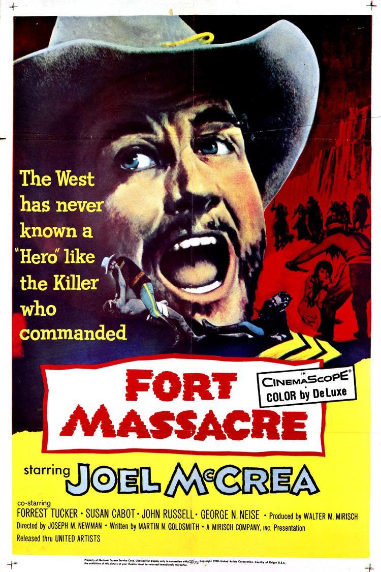 Fort Massacre wwwgstaticcomtvthumbmovieposters1432p1432p