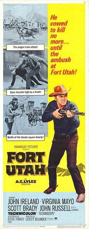 Fort Utah (film) Fort Utah movie posters at movie poster warehouse moviepostercom