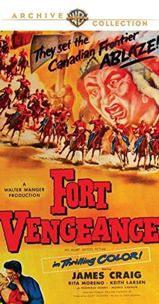 Fort Vengeance Fort Vengeance 1953 IMDb