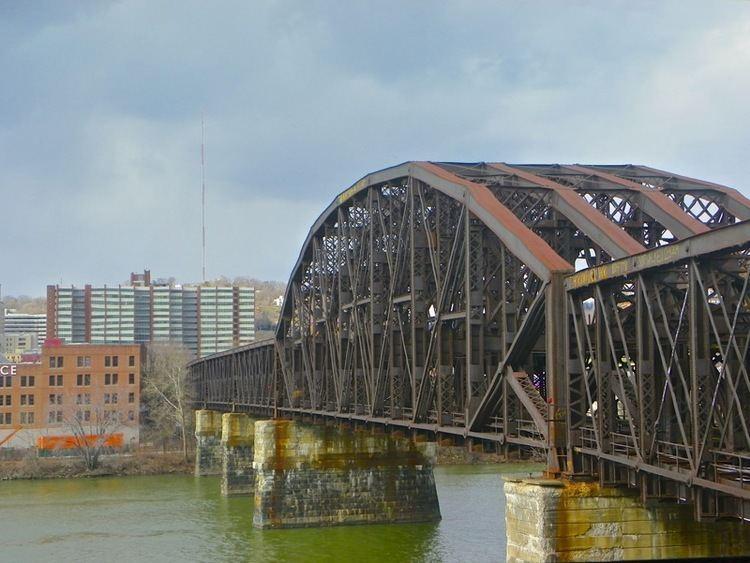 Fort Wayne Railroad Bridge Fort Wayne Railroad Bridge a photo from Pennsylvania Northeast