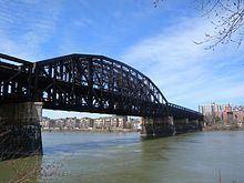 Fort Wayne Railroad Bridge httpsuploadwikimediaorgwikipediacommonsthu