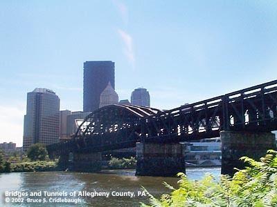 Fort Wayne Railroad Bridge Fort Wayne Railroad Bridge Bridges and Tunnels of Allegheny County