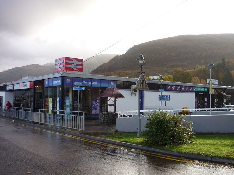 Fort William railway station