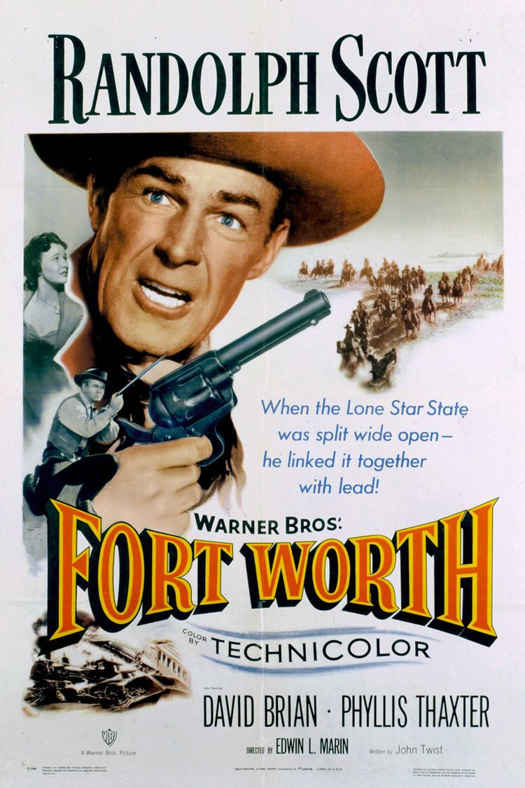 Fort Worth (film) wwwgstaticcomtvthumbmovieposters37268p37268