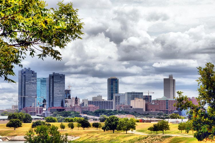 Fort Worth, Texas Beautiful Landscapes of Fort Worth, Texas