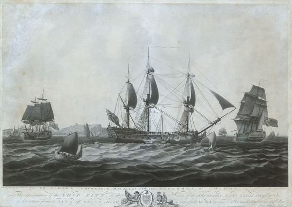 Fortitude (1780 EIC ship)
