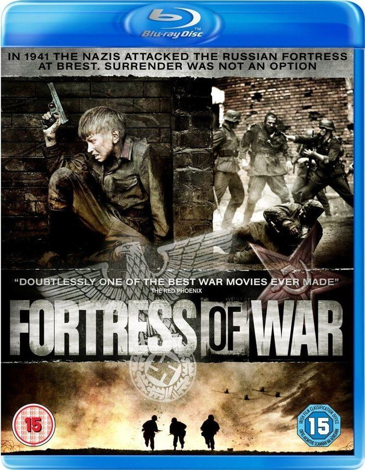 Fortress of War Fortress of War Bluray United Kingdom