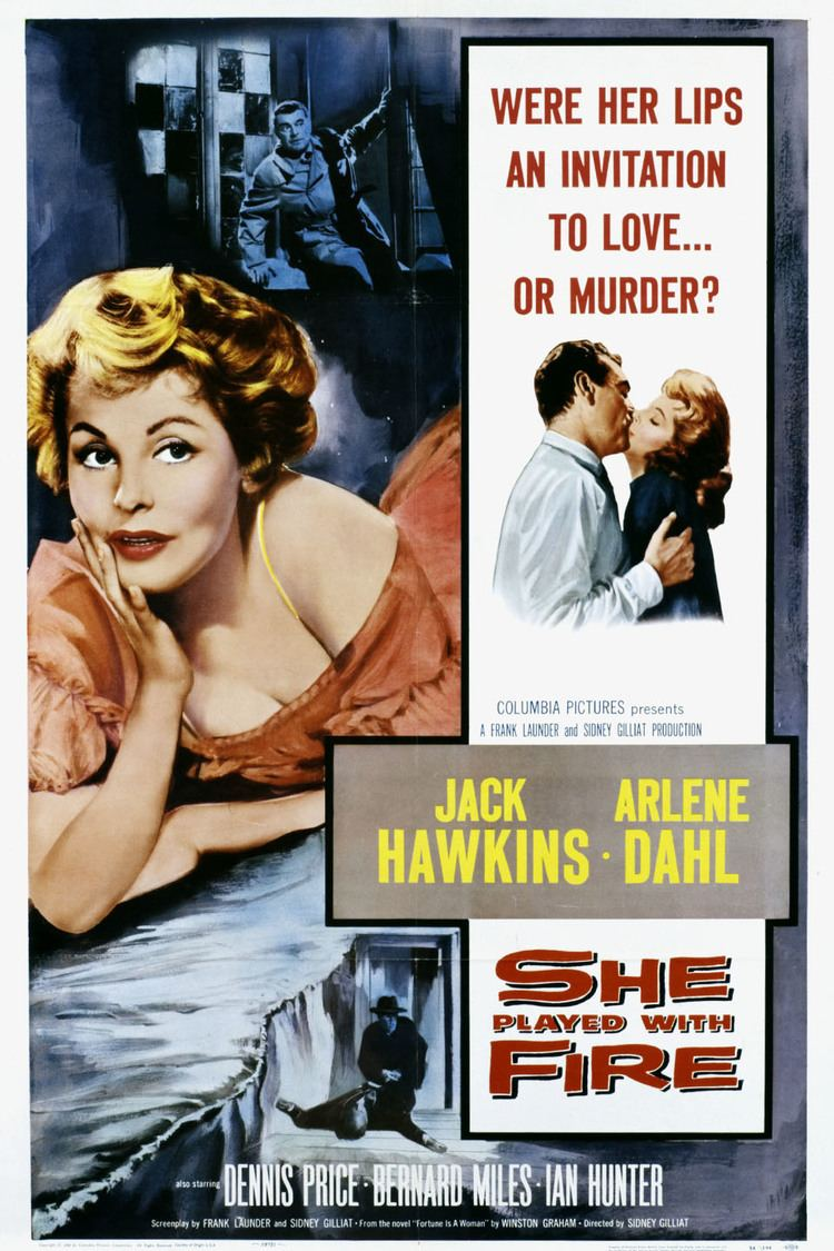 Fortune Is a Woman wwwgstaticcomtvthumbmovieposters38520p38520