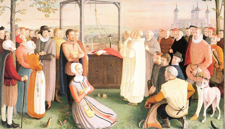 Forty Martyrs of England and Wales jesuitinstituteorgPicturesEnglishMartyrsjpg