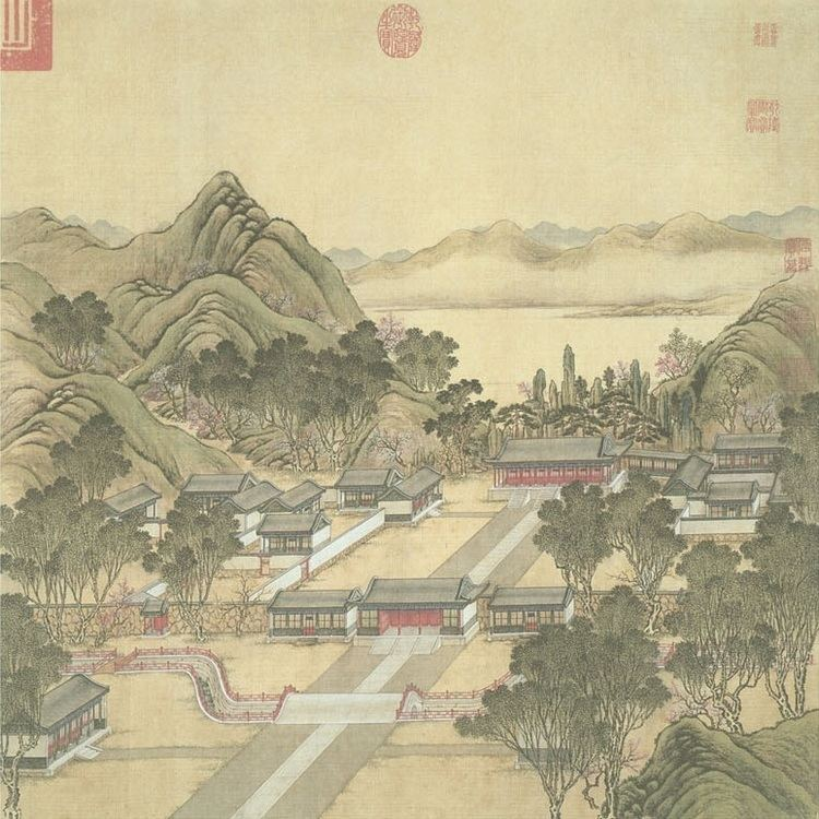 Forty Scenes of the Yuanmingyuan