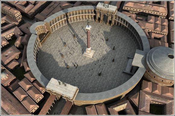Forum of Constantine FORUM CONSTANTINE