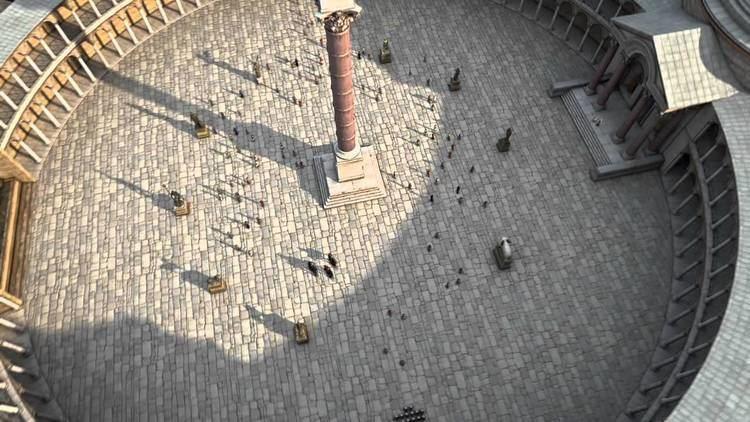 Forum of Constantine Forum of Constantine YouTube