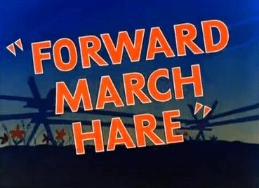 Forward March Hare httpsuploadwikimediaorgwikipediaen775For