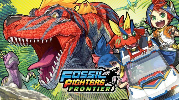 Fossil Fighters: Frontier Fossil Fighters Frontier Archives Nintendo Everything