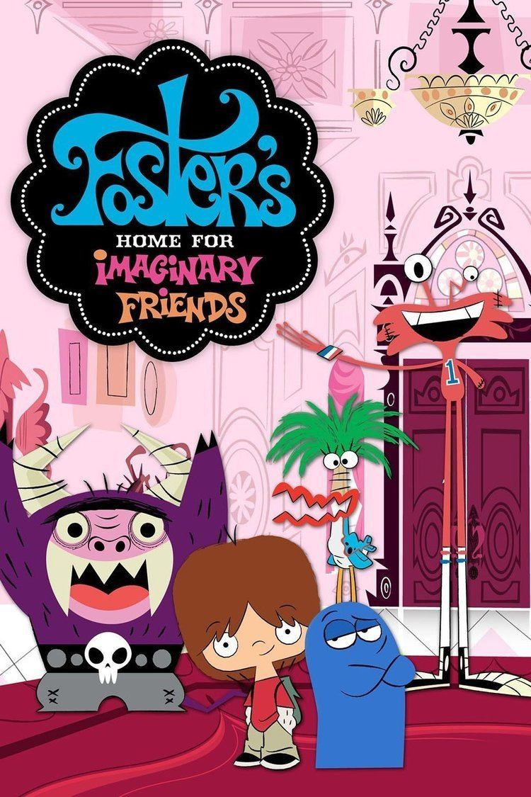 Whats the episode of Fosters Home For Imaginary Friends ...