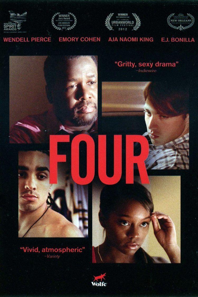 Four (2012 film) wwwgstaticcomtvthumbdvdboxart9457954p945795