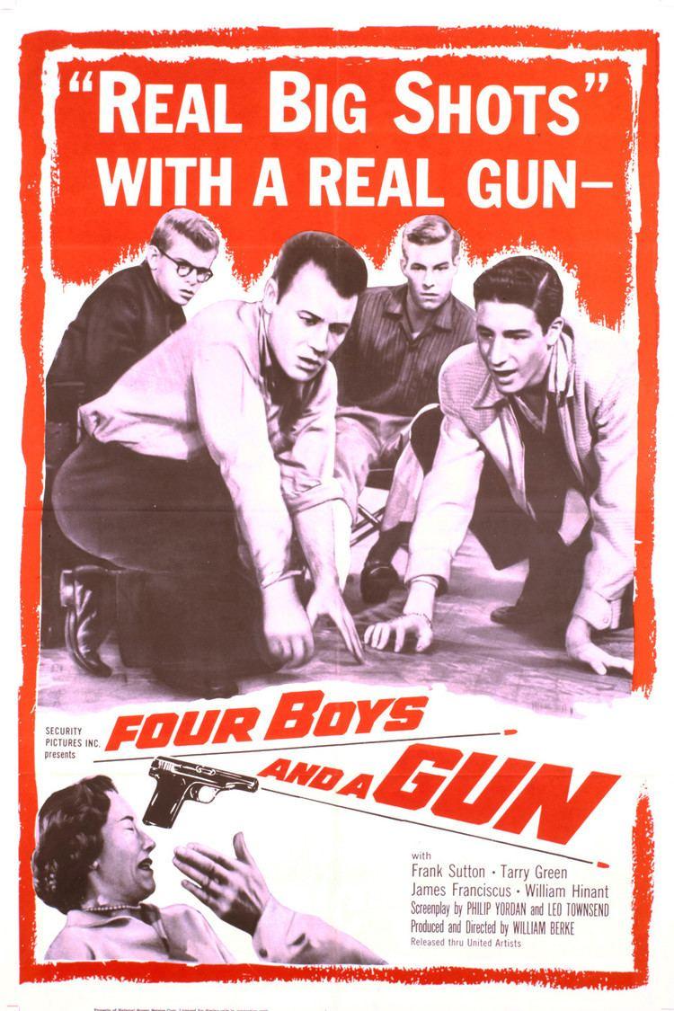 Four Boys and a Gun wwwgstaticcomtvthumbmovieposters62544p62544