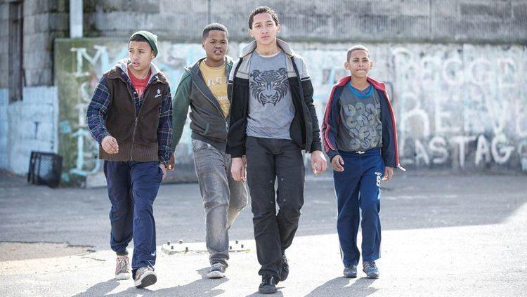 Four Corners (film) Four Corners Die Vier Hoeke Film Review Hollywood Reporter