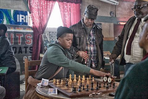 Four Corners (film) Four Corners South African film of the year ChessBase