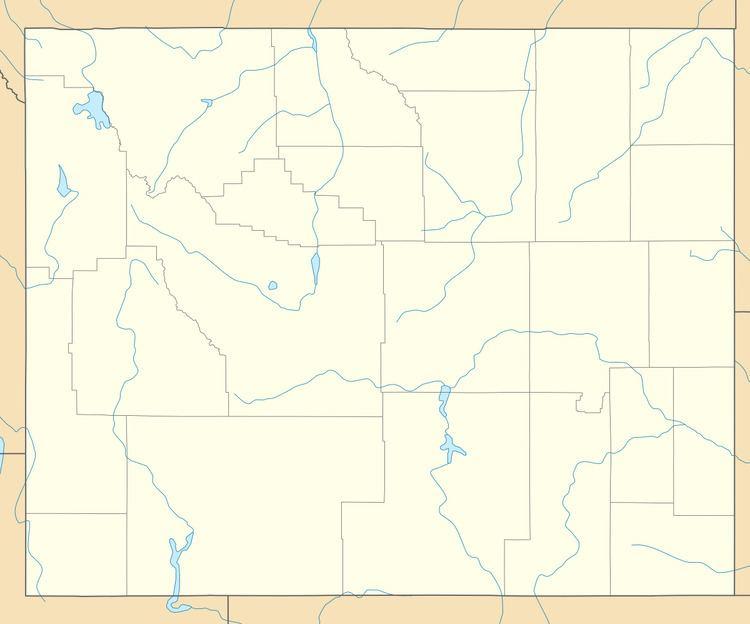 Four Corners, Wyoming