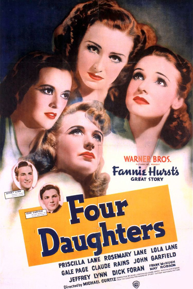 Four Daughters wwwgstaticcomtvthumbmovieposters2918p2918p