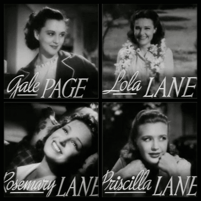 Four Daughters Classic Movie Night Four Daughters 1938 classicmovienight