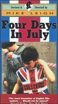 Four Days in July movie poster