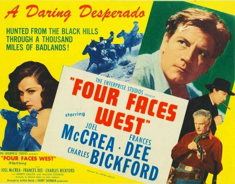 Four Faces West Happyotter FOUR FACES WEST 1948