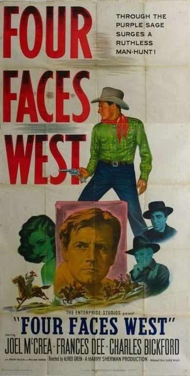 Four Faces West Four Faces West Great Western Movies