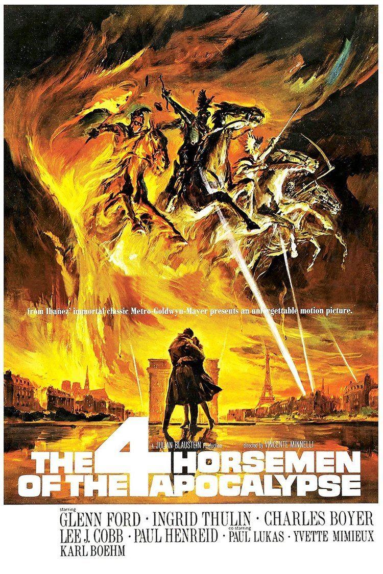 Four Horsemen of the Apocalypse (film) wwwgstaticcomtvthumbmovieposters2606p2606p