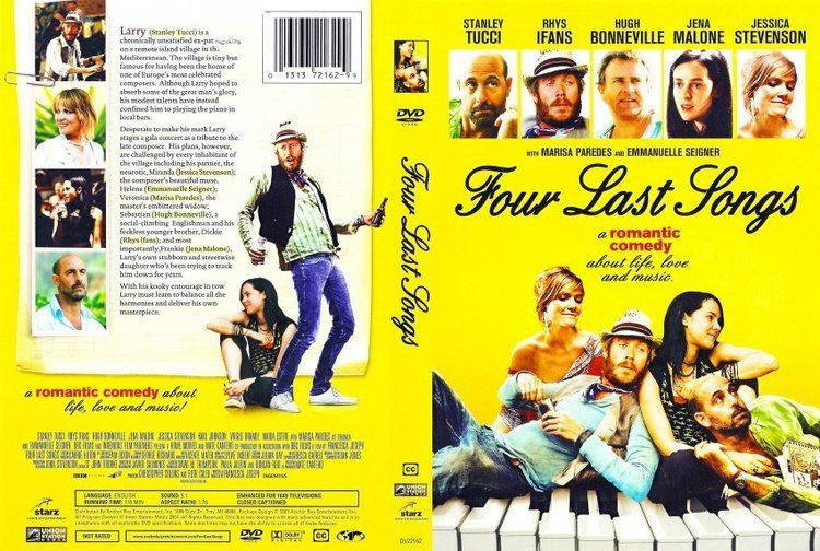 Four Last Songs (film) Four Last Songs Movie DVD Scanned Covers Four Last Songs f