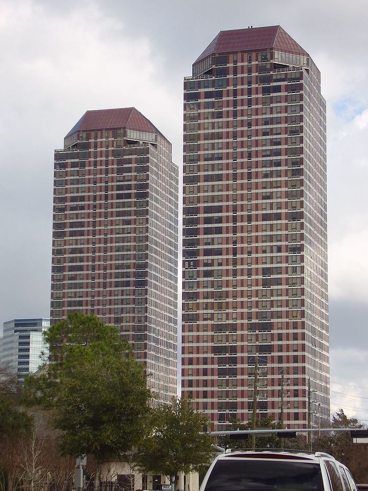 Four Leaf Towers