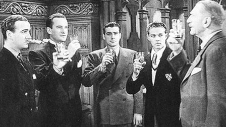 Four Men and a Prayer Four Men and a Prayer 1938 MUBI