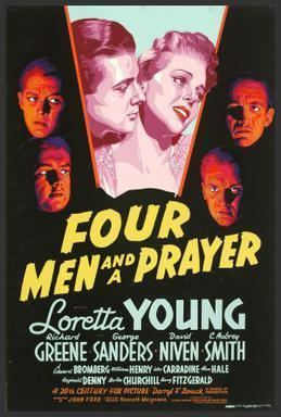 Four Men and a Prayer Four Men and a Prayer Wikipedia