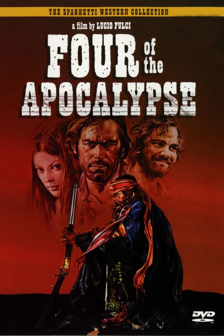 Four of the Apocalypse wwwgstaticcomtvthumbdvdboxart8256623p825662