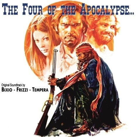Four of the Apocalypse THE FOUR OF THE APOCALYPSE SILVER SADDLE 2CD